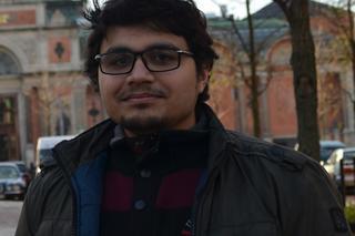 Meet Zulqarnain, our StudyPortals Santa Claus at Chalmers University of Technology, Sweden