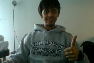 Eindhoven University of Technology, Netherlands: Study Experience of Rohan