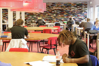 Study centre in dutch university