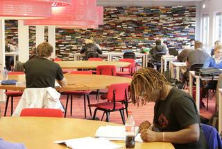 Study centre in dutch university