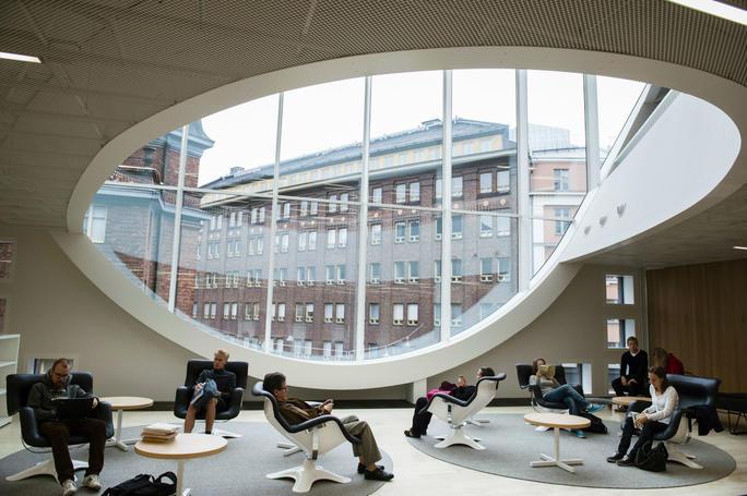 Helsinki Yliopisto Kirjasto