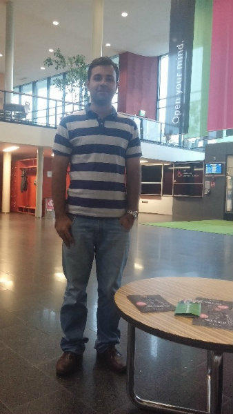 Shoaib studying at Lappeenranta University of Technology.jpg